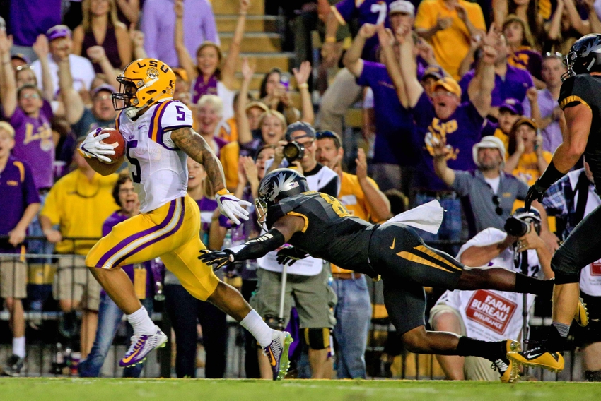 LSU coach Orgeron: Fournette trying to practice this week