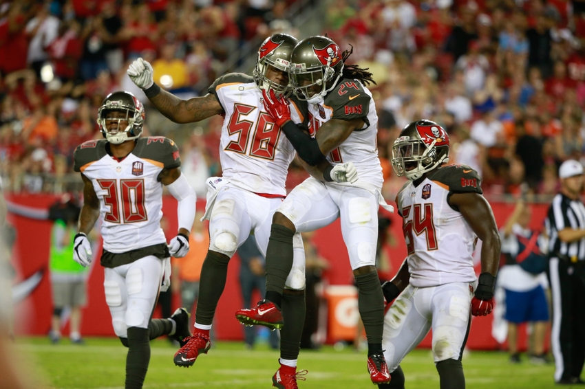 db840768a ... Tampa Bay Buccaneers 38 Dashon Goldson Red Elite Jersey LSU Rookies  Make Their Debuts in the NFL This Sunday ...